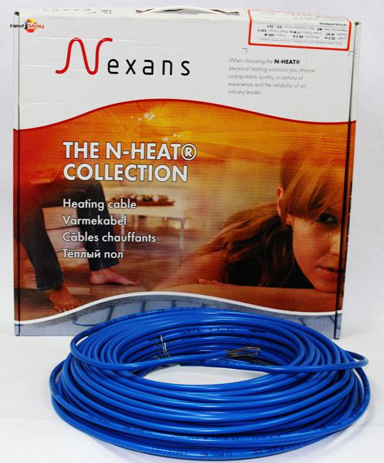 NEXANS — электрические системы обогрева от мирового эксперта