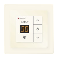 Caleo 720 Бежевый с кнопочным управлением