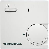 Thermoval RTE-E-3502 Белый с механическим управлением