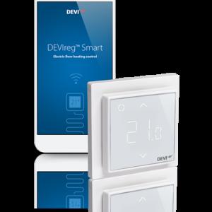 DEVI DEVIreg™ Smart с Wi-Fi, Полярный белый
