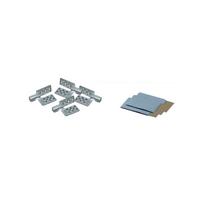 Комплект изолятор (6 шт.) + контакты (2 шт.) + провод (4м x 2шт.)