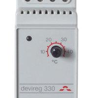 Терморегулятор DEVI DEVIreg™ 330, с диапазоном t=+5…+45